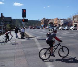 Kick-off Commuter Ride