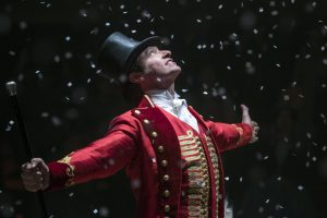 The Greatest Showman at Heritage Square
