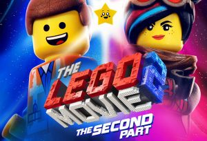 Lego Movie 2 at Heritage Square