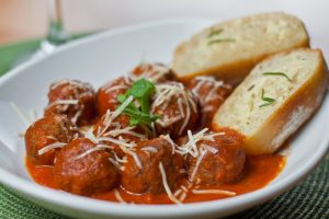 Downtown Dine Around: Meatball Crawl