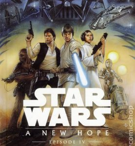 Star Wars: A New Hope at Heritage Square