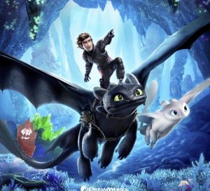 How to Train Your Dragon 3 at Heritage Square