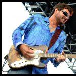 Renowned Guitarist Tab Benoit