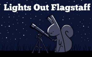 Lights Out Flagstaff