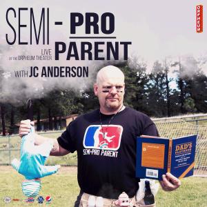 Semi-Pro Parent Comedy Show