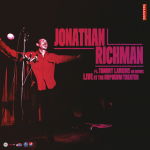 Jonathan Richman ft. Tommy Larkins on Drums