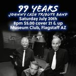 99 Years, Johnny Cash Tribute Band