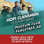 Hopi Clansmen