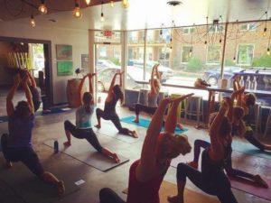 Pints n' Poses Yoga