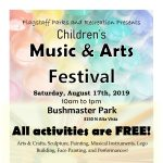 Children's Music and Arts Festival