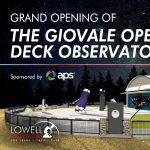 Grand Opening: The Giovale Open Deck Observatory