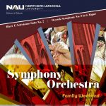 NAU Symphony Orchestra presents a Family Weekend Concert