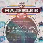 Majerle's Dance Party with DJ Amess