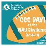 CCC Day at the NAU Skydome