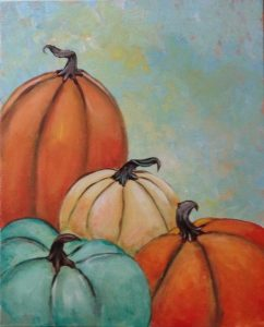 Paint the Town - Pumpkins