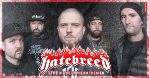 Hatebreed: 25th Anniversary Show
