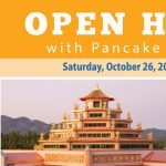 Kadampa World Peace Temple Open House & Pancake Breakfast