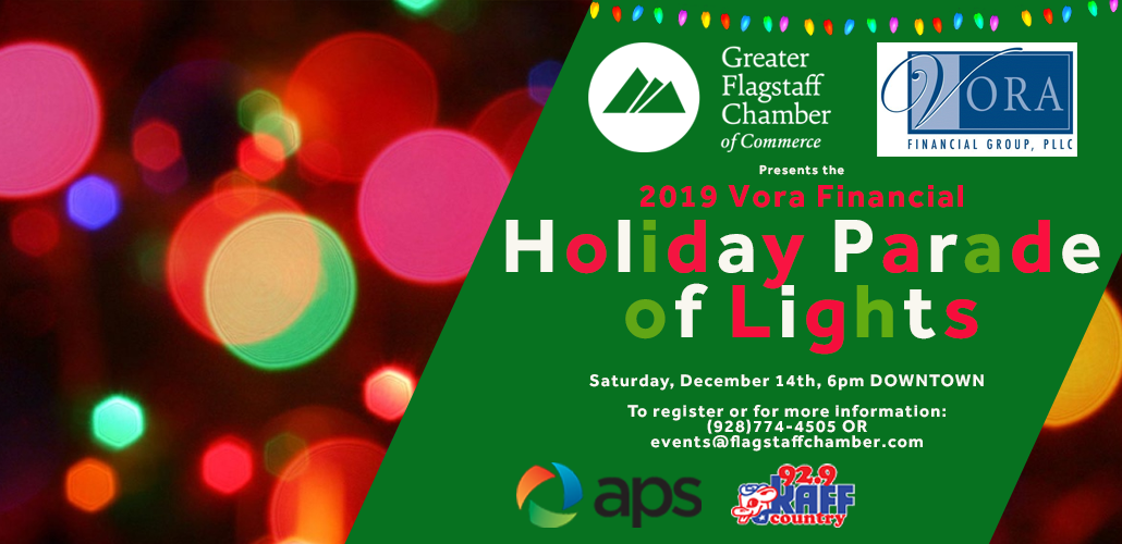 City Of Flagstaff Christmas Parade 2020 Vora Financial Holiday Parade of Lights 2019, The Greater