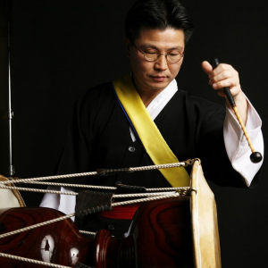 Interference Series: Master Korean Percussionist Dong-Won Kim