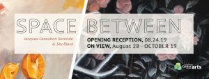 Space Between Exhibition