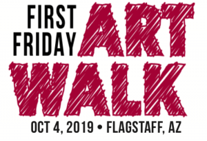 First Friday Artwalk