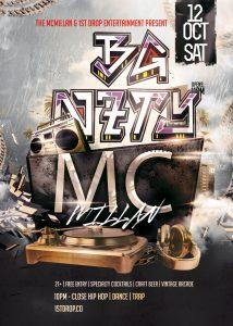 DJ BG NFTY at The McMillan