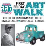 CCC Comet Art Gallery-First Friday Artwalk