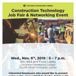 Construction Technology Job Fair & Networking Event