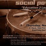 Social Powwow - Education 2 Leadership