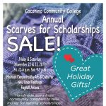 CCC's Scarves for Scholarships