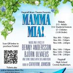 """Mamma Mia"" the Musical"