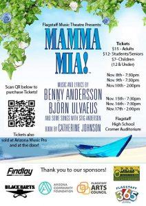 """""""Mamma Mia"""" the Musical"""
