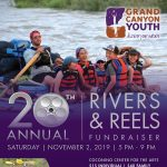 Grand Canyon Youth's 20th Annual Rivers & Reels Fundraiser