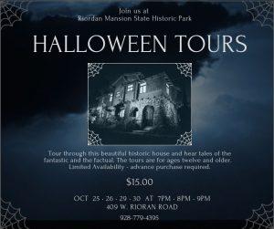 Halloween Tours