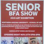 Senior Bachelor of Fine Arts Show
