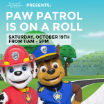 Paw Patrol at Flagstaff Mall