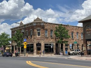 Self-Guided Flagstaff History Driving Tour