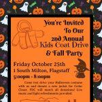 Kids Coat Drive & Fall Party