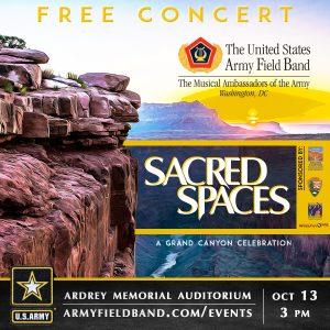 """Sacred Spaces - A Grand Canyon Celebration"""