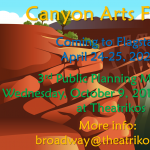 Canyon Arts Festival Planning Meeting