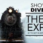 The Polar Express Holiday Dive in Movie