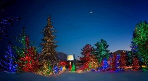 Flagstaff Community Band Holiday Lights at Little ...
