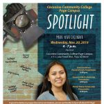 CCC Page Campus Spotlight Event