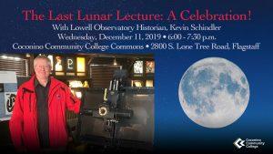 The Last Lunar Legacy Lecture: A Celebration!