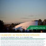 Adaptation: NAU Climate Action Plan Update