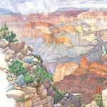 Searching for a Bigger Subject: Watercolour Diaries from Everest & the Grand Canyon Exhibition