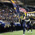 NAU Football vs Idaho