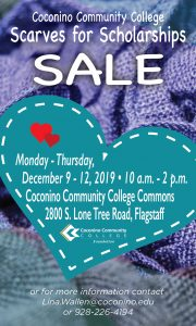 CCC' Scarves for Scholarships Sale