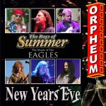 New Year's Eve at Orpheum Theater with Boys of Summer