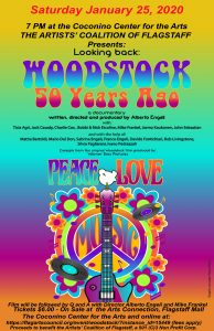 Looking Back: Woodstock 50 Years Ago. A film by Al...